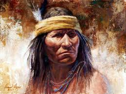 the renegade apache james ayers original painting 2009 by james ayers