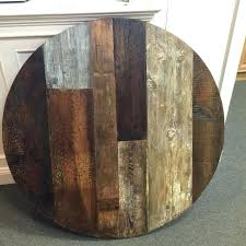 round wood table top medium size of inch unfinished x 48