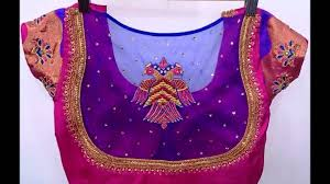 Different Types Of Blouse Back Neck Designs 2016 Blouse Back Neck Designs Boutiquesarees Com