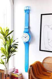 swatch wall clock for only 4