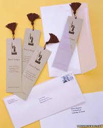 bookmark save the date save the date bookmarks martha stewart