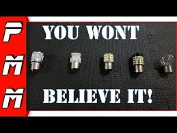 <b>LED brake light</b> bulb replacement and benefits - YouTube