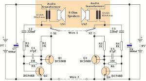 wiring 2 wire intercom