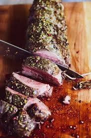 Slice the beef and remove the twine as you slice off the pieces. H5oujhrt89u5gm