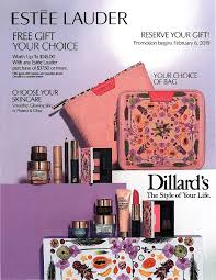 estee lauder free gift time at diallrd s