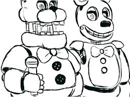 Fnaf Foxy Coloring Sheets Coloring Pages Foxy Coloring Pages Foxy