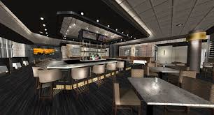 a rendering of ruth s chris steakhouse in jersey city s newport section courtesy newport associates development co
