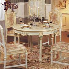 2018 european simple wood furniture carved wood hand painted custom french country dining table round table from z799956998 4461 31 dhgate com