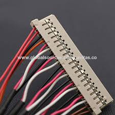 taiwan df19 20 pin receptacle housing custom wire harness from taiwan df19 20 pin receptacle housing custom wire harness