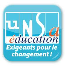 """Résultat de recherche d'images pour """"unsa education"""""""