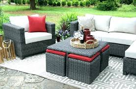 patio furniture wonderful outdoor rugs rug for a with wicker and on sunbrella outdoor furniture sunbrella rugs