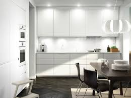 ikea furniture images. a white kitchen with appliances and blackbrown leather chairs dining table ikea furniture images i