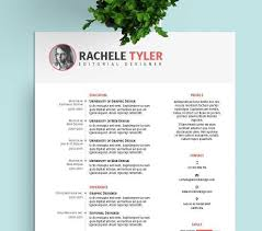 Indesign Resume Templates Fascinating Modern Resume Template Free Awesome Creative Resume Templates