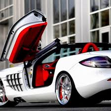 mercedes mclaren interior. the mercedes slr with a bright red interior mclaren