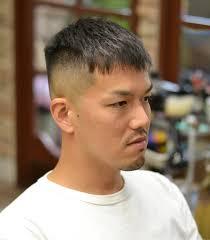 短い直毛を外国人風くせ毛にカッコよくする 羽曳野市のメンズヘアー