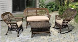 Wicker Furniture Outdoor