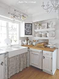 29 Best Shabby Chic Kitchen Decor Ideas And Designs For 2021