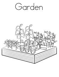 Artistic or educative coloring pages ? Gardening Coloring Pages For Kids Gardening Coloring Pages For Kids Vegetable Coloring Pages Farm Coloring Pages Garden Coloring Pages