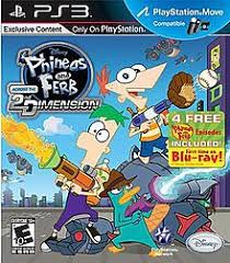 phineas and ferb across the second dimension ps3 jpg