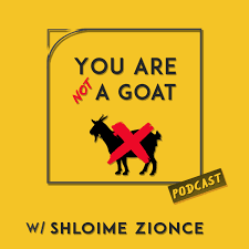 You Are Not A Goat