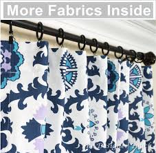 Navy And White Curtains Two Navy Blue Curtain Panelsaqua Purple Curtainlavender