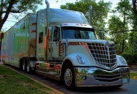 International Lonestar Truck Paper Photo | trucks not pick up's ...