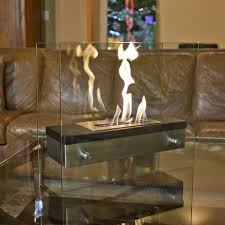 new bluworld italian fiery passion ardore tabletop ardore ethanol fireplace 811898010565