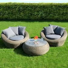 outdoor snuggle chair cool garden table and chairs clearance living room outdoor rattan snuggle chair