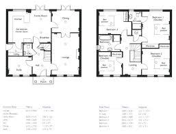 2 story 4 bedroom floor plan 4 bedroom 3 bath house plans enchanting 2 story 4