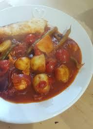 RECIPE ] Tomato & Thyme Cod Fillets ...