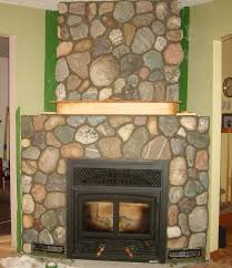 Faux Stone Fireplace Images Lowes Electric Fake Rock Pictures Fake Stone Fireplace