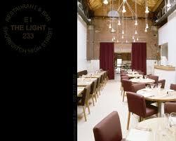 Light Bar Liverpool Street The Light Bar Restaurant Shoreditch London If You Are
