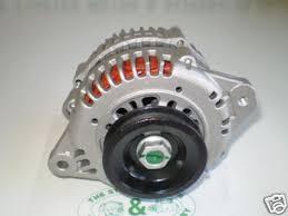 Nissan TD27 Engine | 100 Amp ALTERNATOR | Fits Various Models