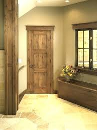 rustic interior doors craftsman closet door square top rail 6 panel bifold rustic interior doors craftsman closet door square top rail 6 panel bifold