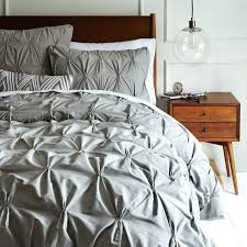grey pintuck comforter grey pintuck comforter set