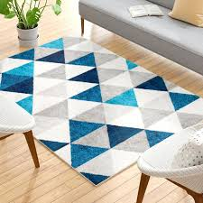blue gray area rug grey yellow mercury row blue and gray area rug ikin