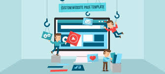 What Is A Design Template What Is A Custom Website Page Template Thomas Digital