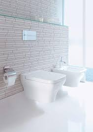 Bathroom, Impressive Wall Mount Toilet Tank Design Ideas With Stunning  White Ceramic Wall Mounted Toilet