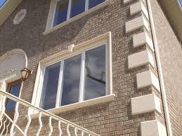 Concrete Window Design Home With Precast Concrete Window Surrounds Quoins And