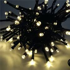 patio ideas solar 12m 100 led string lights decoration for tree party outdoor garden