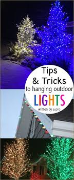 how to hang christmas lights paigeu0027s party ideas professional outdoor christmas lights a27