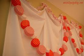 Candy Cane Theme Decorations michelle paige blogs Red and White Candy Cane Party Decorating 83