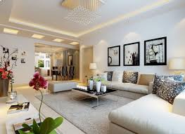 image of modern living room wall decor ideas style