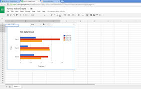 How To Make Graphs On Google Drive 8 Steps