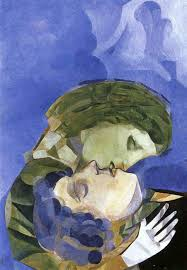 possession chagall paintingscubist paintingsmarc
