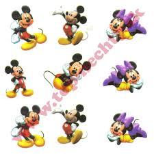 Vodolepky Mickey Mouse