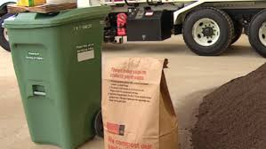 the city has about 7 600 green carts to get rid of after deciding to use a larger model pictured than was tried in the pilot program justin pennell cbc