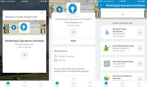 Linkedin S Newest App Helps College Grads Find Jobs Techknock