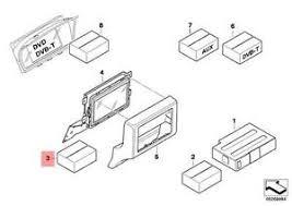 genuine bmw 5 series e60 e61 sedan wiring harness repair kit oem image is loading genuine bmw 5 series e60 e61 sedan wiring