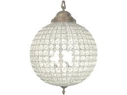 foucaults orb smoke crystal chandelier 44 iron and best collection of globe home improvement splendid chandelie